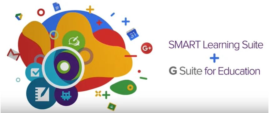 Google och SMART officiella partners